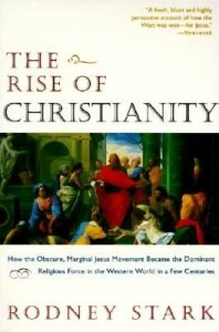 the rise of christianity book cover image