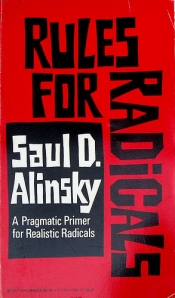 rules for radicals book cover image