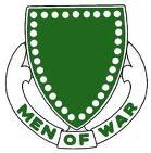 33rd  Armor Unit Crest