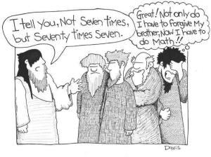 Forgiveness Cartoon